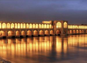 پاورپوینت ارتباط موسيقی و معماری پل خواجو - فروشگاه ایرانیان شهرساز