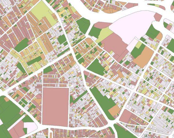 دانلود فایل GIS شیراز بصورت شیپ فایل - فروشگاه ایرانیان شهرساز