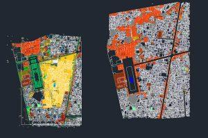 فایل اتوکدی میدان نقش جهان اصفهان به صورت رایگان - فروشگاه ایرانیان شهرساز