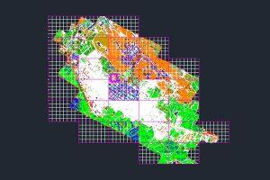 فایل نقشه اتوکدی شهرکرد به صورت رایگان - فروشگاه ایرانیان شهرساز