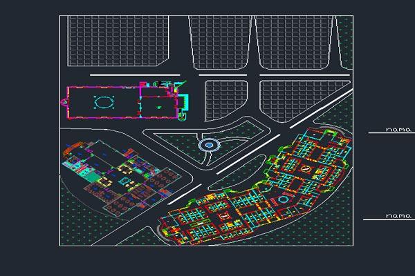 طراحی مرکز محله به صورت کاملا رایگان - فروشگاه ایرانیان شهرساز