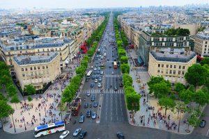 پاورپوینت خیابان شانزه لیزه به صورت رایگان - فروشگاه ایرانیان شهرساز