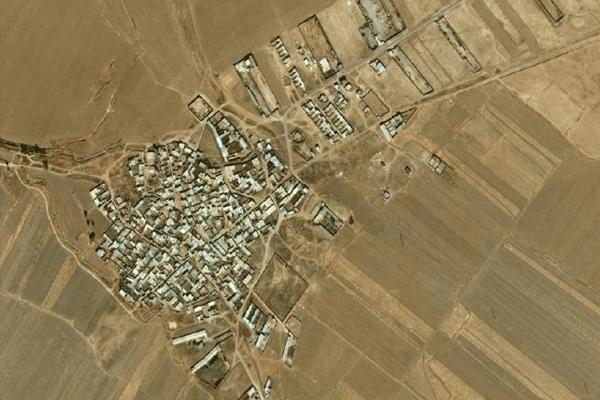 فایل برنامه ریزی کاربری زمین به صورت رایگان - فروشگاه ایرانیان شهرساز