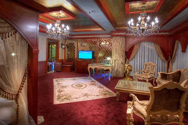 پاورپوینت هتل درویشی مشهد به صورت رایگان - فروشگاه ایرانیان شهرساز
