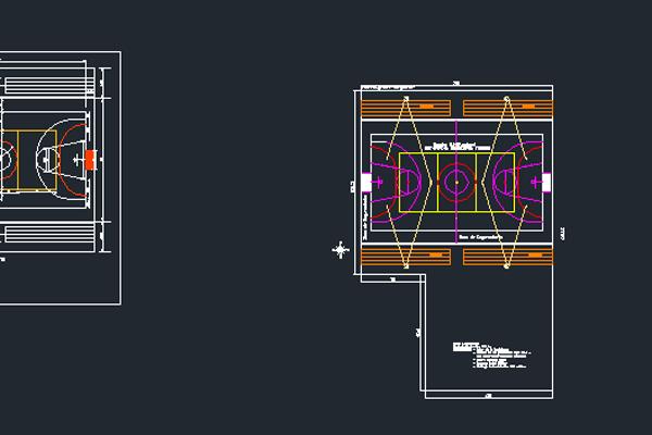 اتوکد طراحی استادیوم ورزشی به صورت رایگان - فروشگاه ایرانیان شهرساز