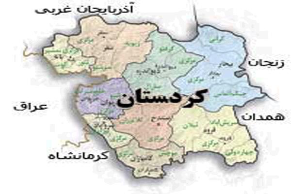 شیپ فایل استان کردستان به صورت رایگان - فروشگاه ایرانیان شهرساز