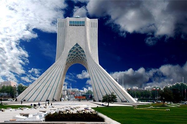 دانلود شیپ فایل تهران به صورت رایگان - فروشگاه ایرانیان شهرساز
