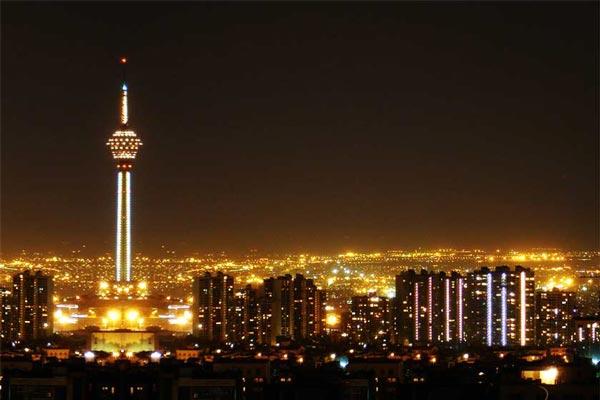 شیپ فایل شیب مناطق تهران به صورت رایگان - فروشگاه ایرانیان شهرساز