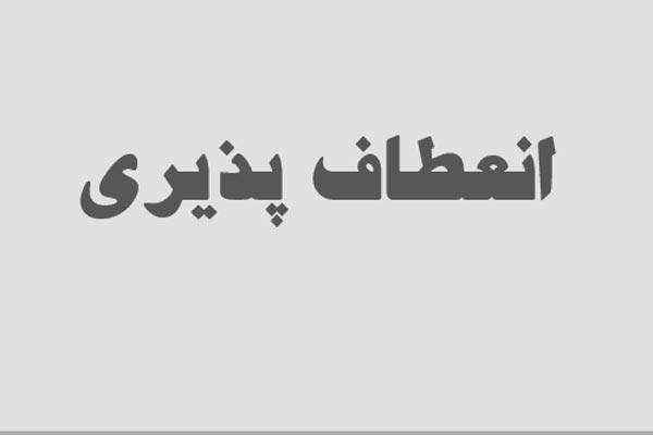 انعطاف پذیری در محیط های پاسخده به صورت رایگان - فروشگاه ایرانیان شهرساز