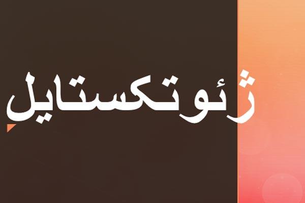 فایل پاورپوینت معرفی ژئوتکستایل به صورت رایگان - فروشگاه ایرانیان شهرساز