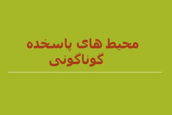 پاورپوینت گوناگونی در محیط های پاسخده - فروشگاه ایرانیان شهرساز