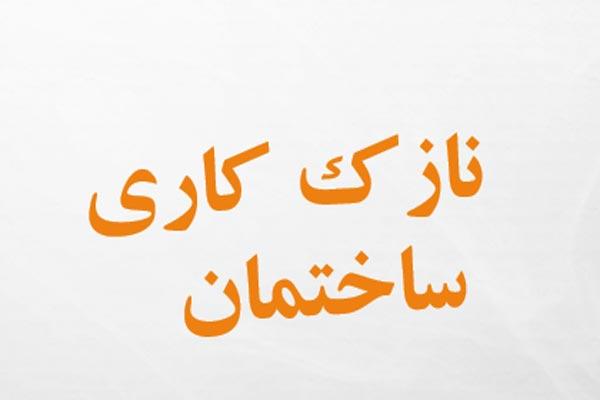 پاورپوینت نازک کاری ساختمان به صورت رایگان - فروشگاه ایرانیان شهرساز