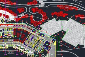 دانلود اتوکد طراحی هتل 5 به صورت رایگان - فروشگاه ایرانیان شهرساز