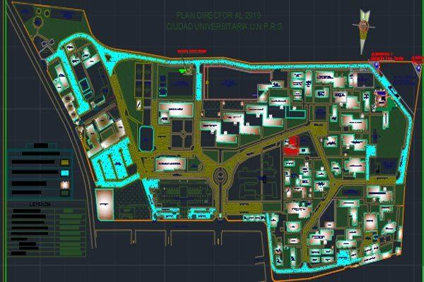 اتوکد طراحی دانشگاه شماره پنج به صورت رایگان - فروشگاه ایرانیان شهرساز