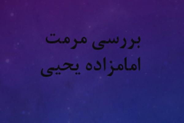 پاورپوینت بررسی مرمت امامزاده یحیی - فروشگاه ایرانیان شهرساز به صورت رایگان